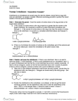 CHE 118A Chapter Notes -Stereocenter, Stereochemistry, Cycloalkane