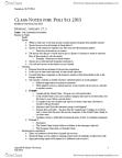 POLSCI 2J03 Lecture Notes - Factor Endowment, Stealth Technology, Unequal Exchange