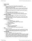 ANT356H1 Lecture Notes - Lecture 2: General Order, Symbolic Anthropology, Post-Structuralism