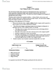 COMMERCE 2AB3 Study Guide - Final Guide: Relative Risk, Weighted Arithmetic Mean, Contribution Margin