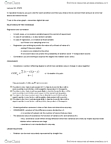 PSYB07H3 Lecture Notes - Lecture 10: Sampling Distribution, Bias Of An Estimator, Coefficient Of Determination