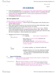 BIOL 1010 Lecture Notes - Glycogen, Inositol Trisphosphate, Adenylyl Cyclase