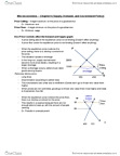 COMMERCE 1B03 Chapter Notes - Chapter 6: Price Ceiling, Price Floor, Equilibrium Point