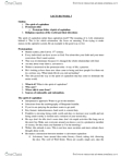 SOCB43H3 Lecture Notes - Lecture 3: Work Ethic, Fight Club, Asceticism