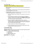 ECON 202 Study Guide - Gdp Deflator, Nominal Interest Rate, Real Interest Rate