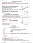 ADMS 3330 Study Guide - Midterm Guide: Simple Linear Regression, Linear Regression, Confidence Interval