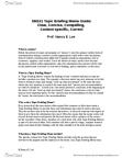 CAS CS 101 Study Guide - Standard Written English