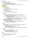 PSY362H5 Study Guide - Interspecies Communication, Biological Specificity, Phoneme