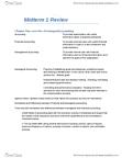 COMMERCE 2AB3 Study Guide - Midterm Guide: Direct Labor Cost, Cost Driver, Cost Estimate
