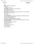 PSY 1101 Study Guide - Midterm Guide: Thalamus, Reductionism, Psychophysics