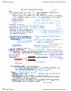 Biology 2382B Lecture Notes - Lecture 3: Okazaki Fragments, Genome Size, Karyotype