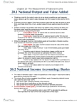 ECO100Y5 Chapter Notes - Chapter 20: Canada Pension Plan, Factor Cost, Black Market