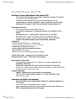 SOC 1500 Study Guide - Consensus Reality, Major Crimes, Participant Observation