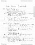 MTH 252 Final: Final Exam Review (Ch16.4-16.9)