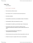 PSY220H5 Lecture Notes - Lecture 5: Rate Limiting, Brainstem, Tegmentum