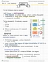 BIOL 112 Lecture 5: Lipids and Membranes