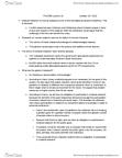 PHI 2396 Lecture Notes - Lecture 11: Mark Rowlands, Speciesism, Reformism