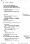 Biology 1001A Chapter Notes -Inverted Repeat, Insertion Sequence, Chromosome