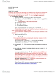 BIOL107 Lecture Notes - Lecture 6: Behavioural Sciences, Statistical Hypothesis Testing, Twin Study