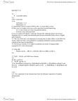 BIOL107 Chapter Notes - Chapter 3: Chromosome