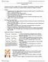 BIO325H5 Lecture 6: Hydrostatic Skeletal Diversity