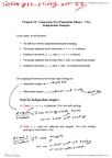 BIOL499A Chapter Notes - Chapter 24: Confidence Interval, Hemoglobin, Standard Deviation