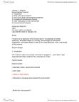 ENVIRSC 1B03 Lecture Notes - Groundwater Recharge, Soil Horizon, Soil Fertility