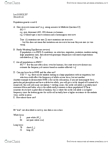 BIOL299 Lecture Notes - Lecture 15: Sickle-Cell Disease, Zygosity, Population Genetics