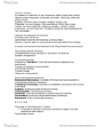 PSYC 1001 Study Guide - Midterm Guide: Unconditional Positive Regard, Gallbladder, Phallic Stage
