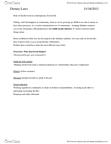 RELI 2110 Lecture Notes - Minhag, Shechita, Kashrut
