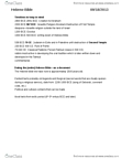 RELI 2110 Lecture Notes - Sefer Torah, Masoretic Text, Oral Torah