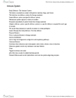 BSCI 201 Lecture Notes - Bone Marrow, Cytotoxic T Cell, Natural Killer Cell