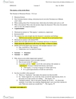 Important Notes for Midterm Exam - ENGL101
