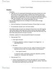 LAWS 3306 Lecture Notes - Lecture 5: Responsible Government