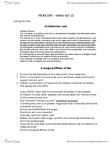REM 100 Lecture Notes - Smokeless Powder, Indirect Fire, Trinitrotoluene