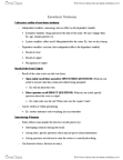 PSYC 2400 Study Guide - Quiz Guide: Cognitive Interview, Free Recall, Structured Interview