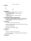PSYC 2002 Lecture Notes - Lecture 8: Null Hypothesis, Type I And Type Ii Errors, Statistical Parameter