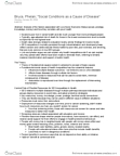 Sociology 3308F/G Chapter Notes -Cardiovascular Disease, Critical Role, Polio Vaccine