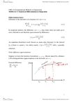 CH E374 Lecture Notes - Richardson Extrapolation, Royal International Air Tattoo, Propagation Of Uncertainty