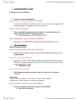 LAW410A Study Guide - Meeting Of The Minds, Le Classique, Rebuttable Presumption