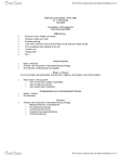 CHYS 1F90 Lecture Notes - Social Learning Theory, Operant Conditioning Chamber, Developmental Psychology