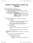 BUS 237 Chapter Notes - Chapter 3: Switching Barriers, Value Chain, Bargaining Power