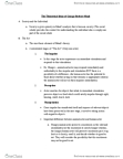 SOCIOL 2S06 Lecture Notes - George Herbert Mead