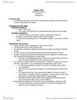 English 2307E Lecture Notes - Lecture 4: Torpor, Lyrical Ballads