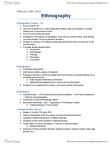 COMM 2002 Lecture Notes - Nonprobability Sampling, Grounded Theory, Great Northern Expedition