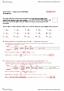 CHEM 1202 Exam 3A