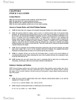 BUSI 2504 Study Guide - Ticker Tape, Investment, Dividend Yield