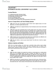 BUSI 2504 Study Guide - Tax Shield, Net Present Value, Financial Instrument