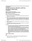 BUSI 2504 Study Guide - Interest Rate Risk, Fisher Equation, Win-Win Game