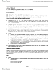BUSI 2504 Study Guide - Weighted Arithmetic Mean, Dividend Tax, Preferred Stock